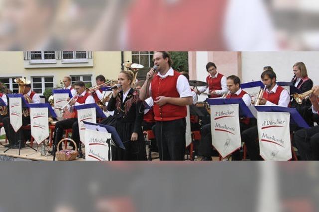 Polka, Walzer und Swing