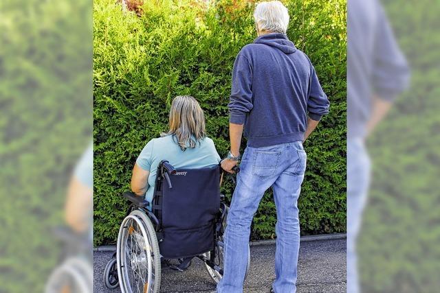 Auf dem Land schlechte Karten für Rollstuhlfahrer