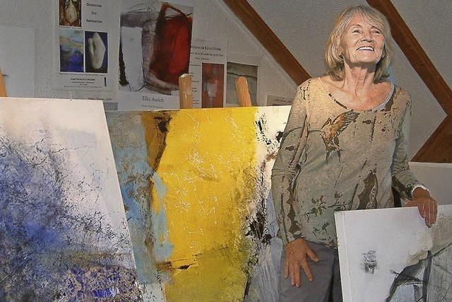 Künstler suchen die Begegnung