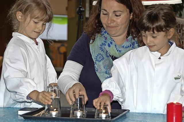 Kleine Kinder sind große Forscher