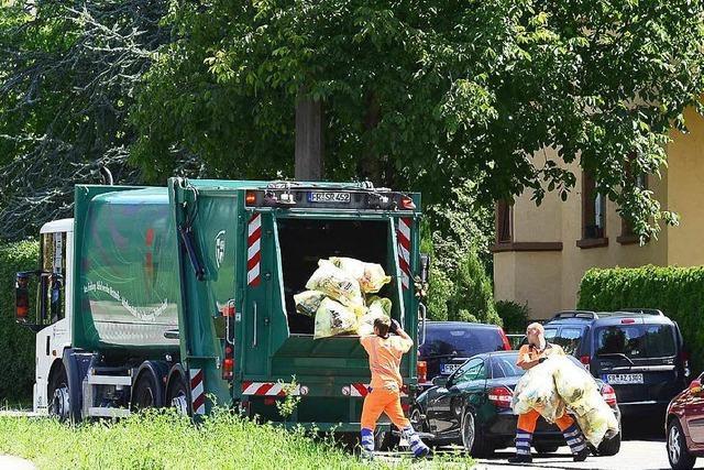 Freiburger sind Meister im Müllvermeiden