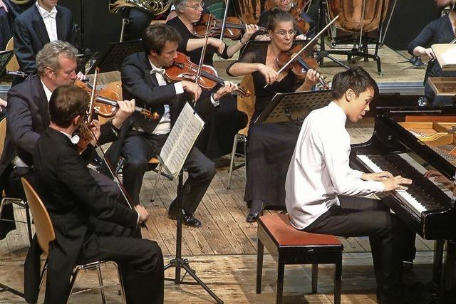 Leipziger Sinfonieorchester und Ben Kim: Ein klangschönes Miteinander