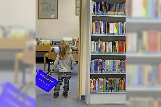Büchereien brauchen Platz - Konferenz in Freiburg