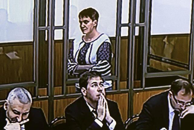 Der dubiose Fall Sawtschenko
