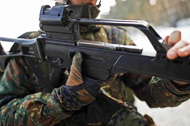 ARD zeigt Themenabend über Waffenexporte