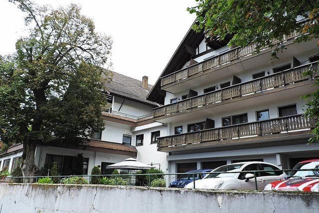 Hotel Felsenkeller wird Heim für bis zu 90 Flüchtlinge