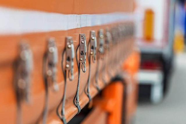 Diebe klauen immer häufiger Fracht aus Lastwagen