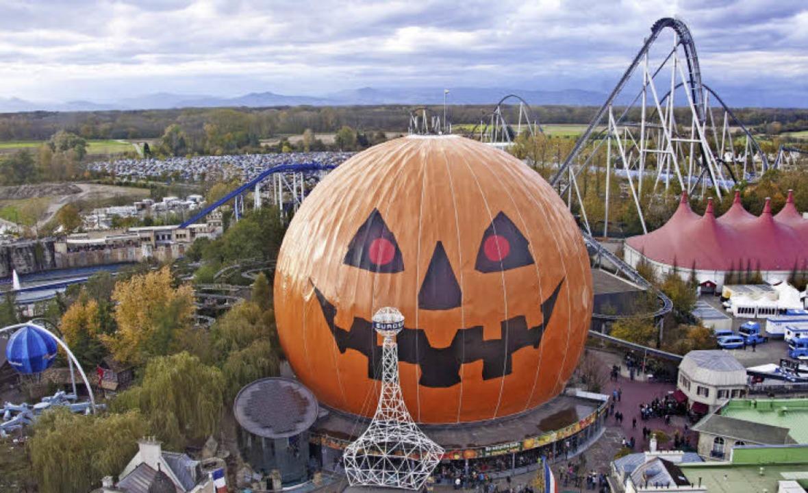 Halloween Und Horror Nights Im Europa Park Rust Badische Zeitung