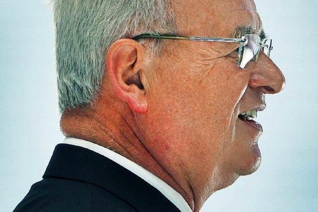 VW-Chef Winterkorn tritt zurück