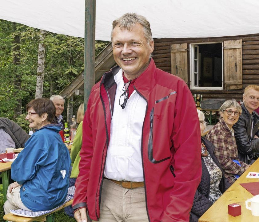 Walter Krögner will für die SPD in den Landtag einziehen.     Foto: Seifried