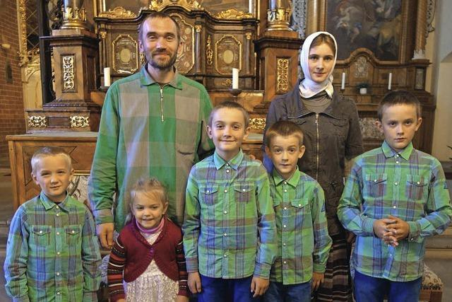 Kraft-Ensemble sorgt für volle Kirche