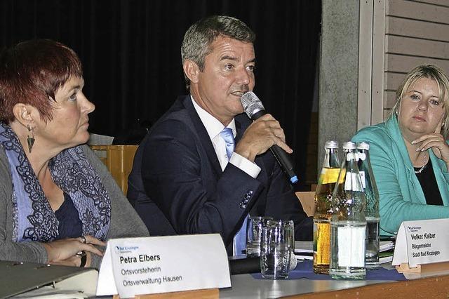 Zunächst kommen nur 29 Flüchtlinge in die Bad Krozinger Ortsteile