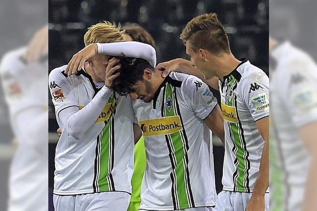 4:2 gegen Augsburg - bei Gladbach klappt's wieder