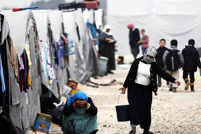 EU-Gipfel beschließt Milliardenhilfen für Flüchtlinge