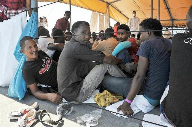 Mehr Flüchtlinge sollen kommen