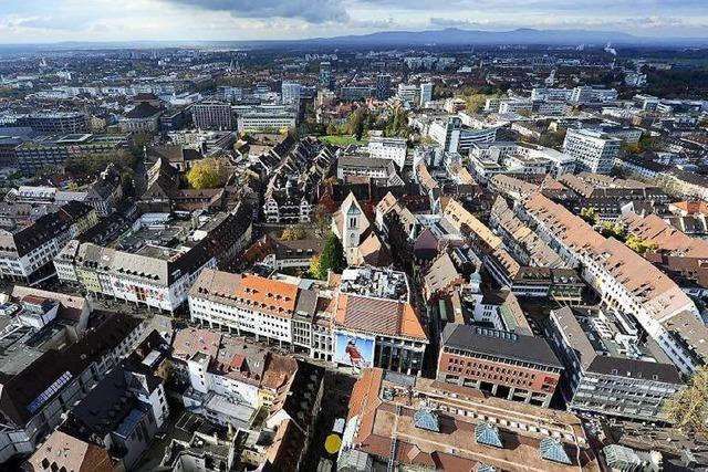 Boomtown Freiburg: Die Stadt wächst rasant