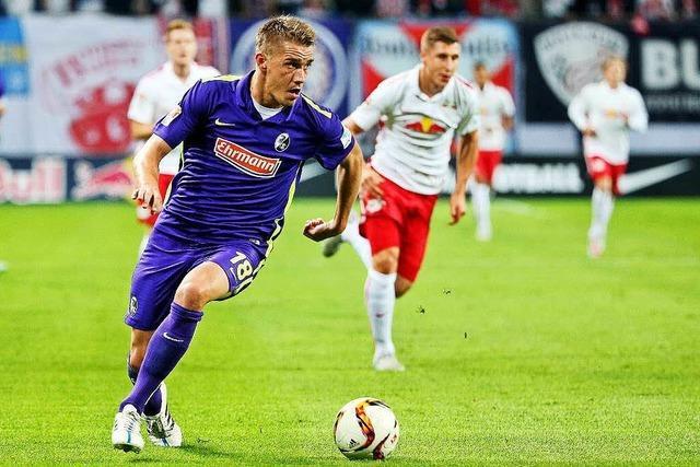 SC Freiburg verpasst mit 1:1 in Leipzig die Tabellenspitze