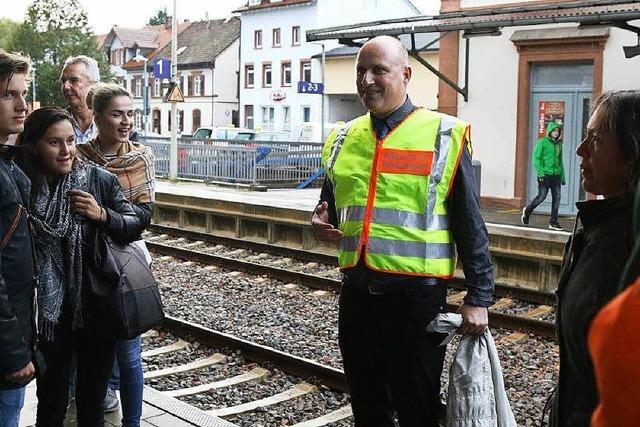 Zoff am Bahnsteig: Polizei sensibilisiert für Zivilcourage