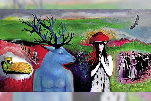27 Künstler stellen auf der Oberrheinmesse aus