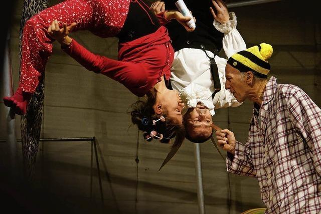 Jubiläums- und Saisoneröffnungsfest in der Theaterwelt