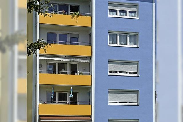 Die Wohnbau will weiter bauen