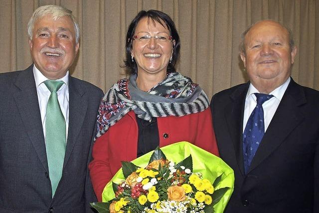 Willi Ehret gibt den Vorsitz ab