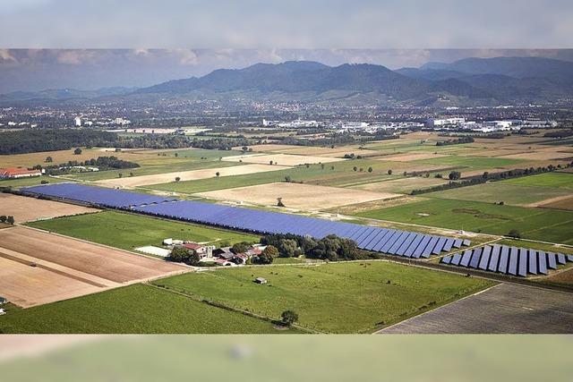 Der Ertrag des Solarparks übertrifft die Erwartungen