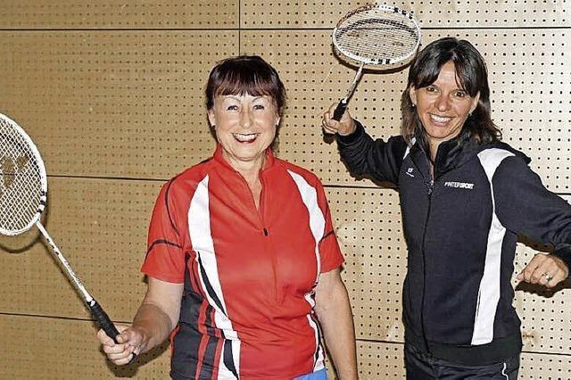 Badminton für alle