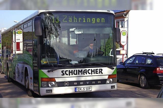 Rat lobt neues Buskonzept
