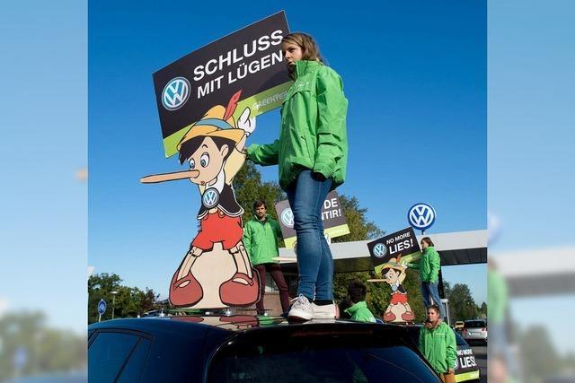 VW schummelt auch in Deutschland