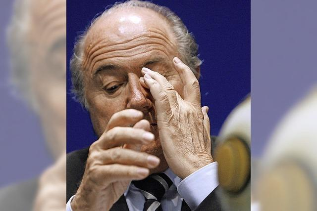 Ermittlungen gegen Blatter