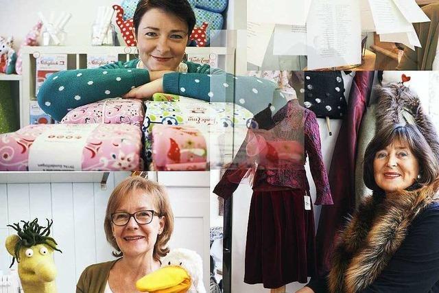 Drei Unternehmerinnen hatten das richtige Gespür für den DIY-Trend