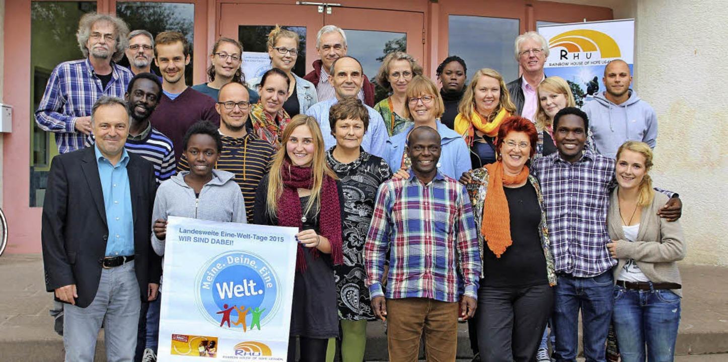 Setzen sich für das Rainbow-House-of-H...ungs-Zusammenarbeit Baden-Württemberg.  | Foto: Anja Bertsch