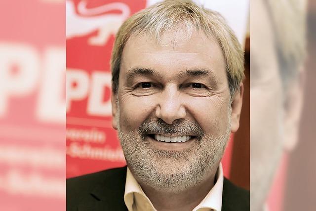 Heinz Siefert führt die SPD