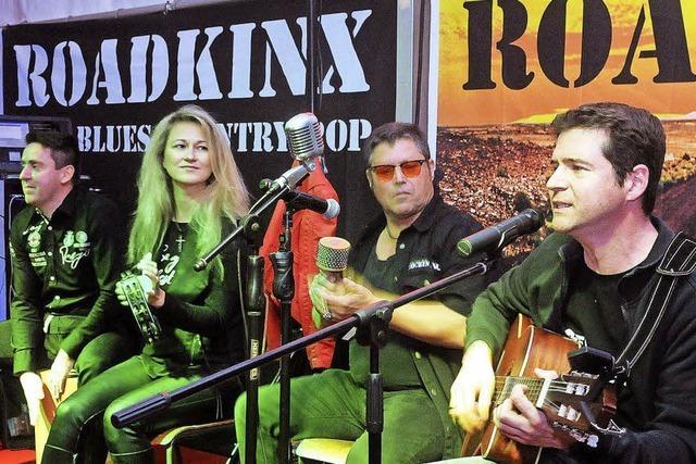 Die Band Roadkinx