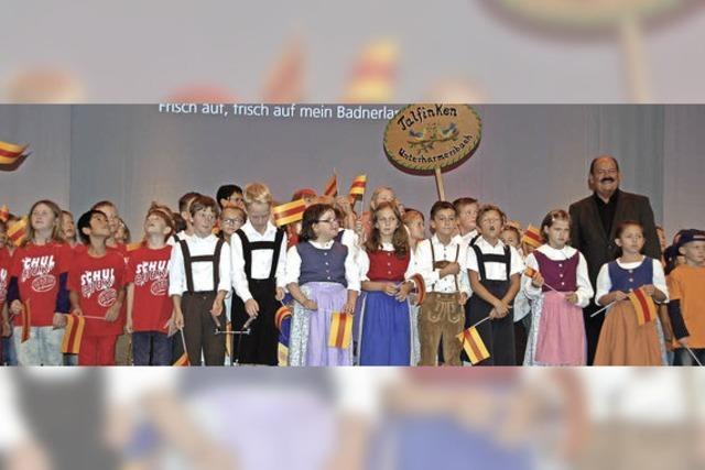 Oberrheinmesse: Heimat wird ganz groß geschrieben