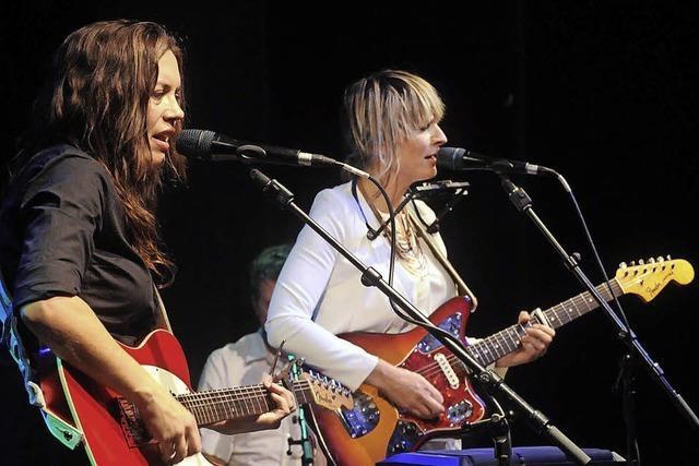 "Madison Violet eröffnen im Lahrer Schlachthof Herbstreihe ""Songs 'n' Sisters"""
