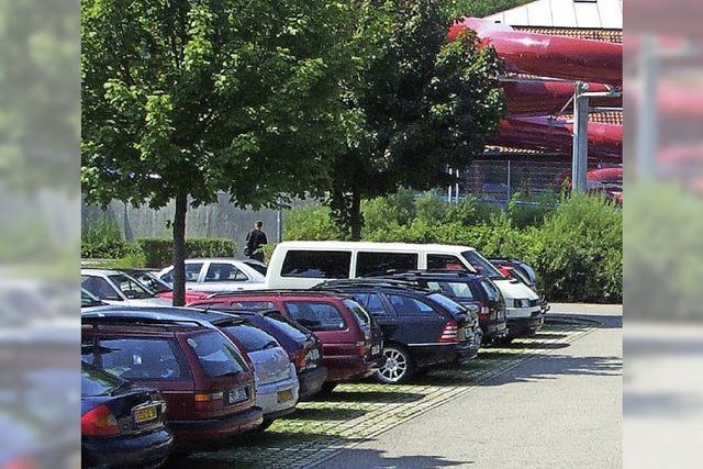 Im Nonnenholz gibt es zu wenig Parkplätze