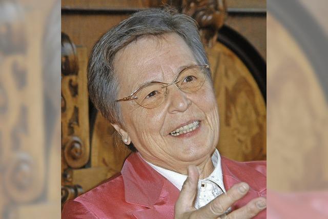 Ursula Kuri wurde 80 Jahre