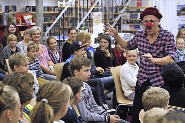 200 Kinder haben bei der Aktion ,Heiß auf Lesen' mitgemacht