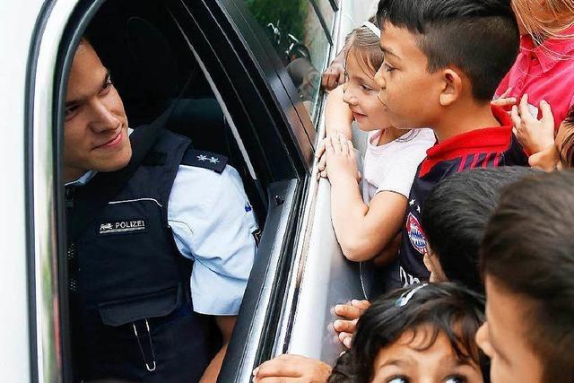 Öney erwägt Anhebung der Pensionsgrenze für Polizei