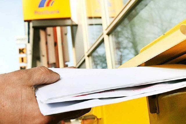 Unbekannte verschicken gefälschte Kündigungen an Mieter der Stadtbau