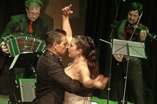 So viel Tango war noch nie