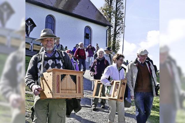 Schwarzwald-Experten aus beiden Tälern kamen