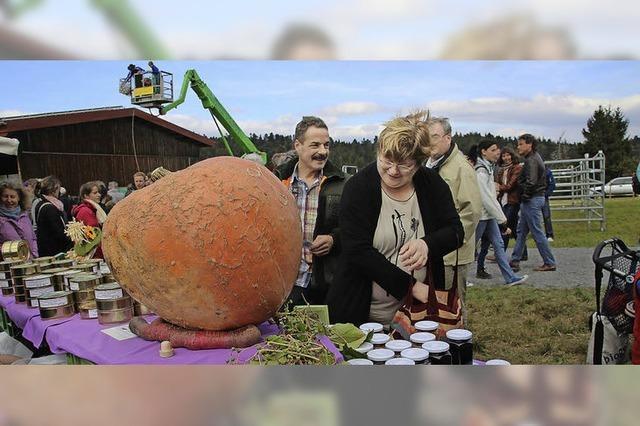 Der Lustmacher auf die Landwirtschaft
