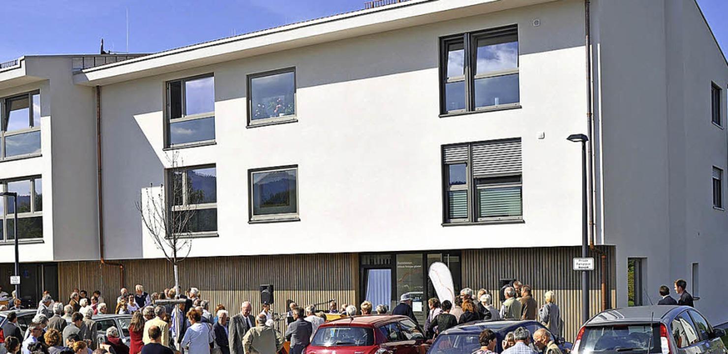 Hochwertig, nachhaltig, günstig: das n...m gegenüber dem Prälat-Stiefvater-Haus  | Foto: Julius Wilhelm Steckmeister