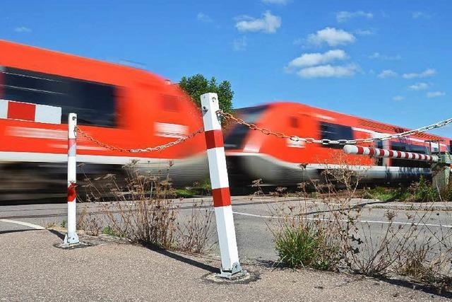Hochrheinbahn: Neue Haltestellen durch Elektrifizierung?