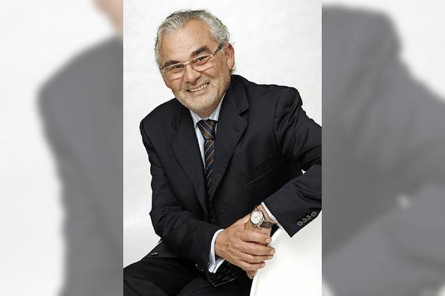 Reinhold G. Hubert gibt die Geschäftsführung ab