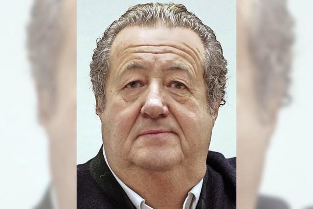 Manfred Schmider muss sich in der Schweiz wegen Betrugs verantworten