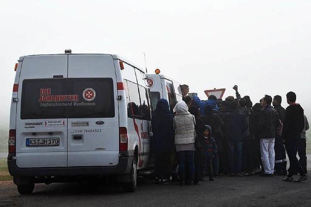 Furcht vor Gewalt unter Flüchtlingen wächst